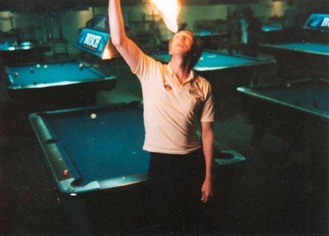 Rackem Up With Grady The Professor Mathews - Grady pool table